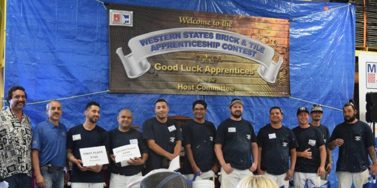 2017 Western States Apprentice Contest