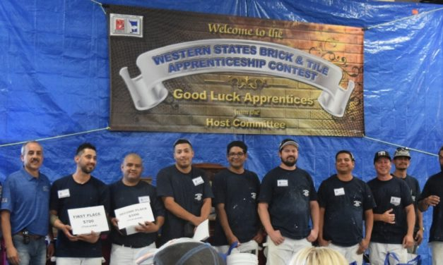 2017 Western States Apprentice Contest