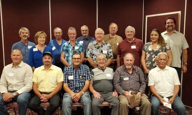 San Jose Retirees Luncheon 2019