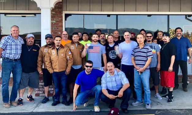 Members at San Jose Chapter Meeting!