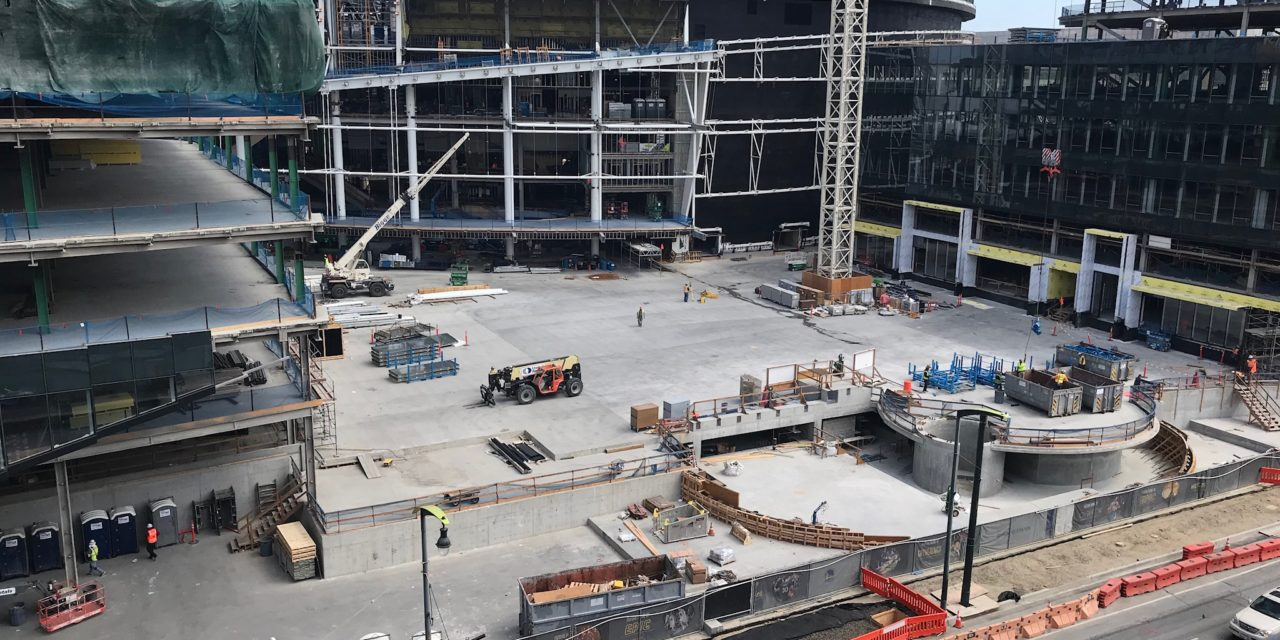 January 2019 News Article – The Chase Center/Warriors Area Sports & Event Center