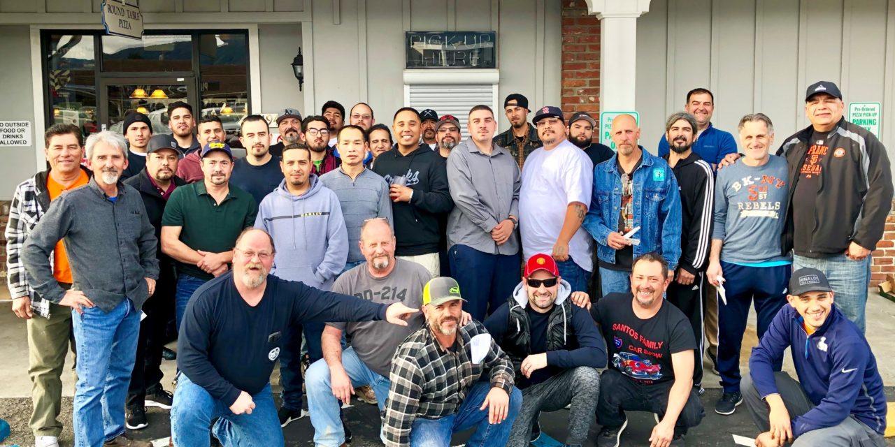 April San Jose Chapter Meeting